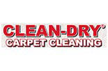 CLEAN-DRY CARPET CLEANING logo