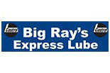 BIG RAY's Express Lube - Holland logo