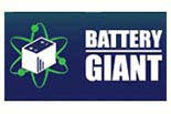 BATTERY GIANT logo