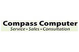 COMPASS COMPUTER CO. logo