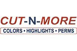 CUT n MORE logo