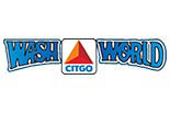 WASH WORLD - Citgo logo