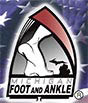 MICHIGAN FOOT & ANKLE logo