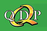 QDP OIL & LUBE CENTER logo
