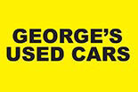 GEORGE's USED CAR SALES logo