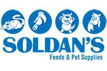 SOLDAN's FEEDS & PET SUPPLIES logo