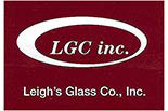 LEIGH's GLASS Co. logo