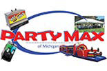 PARTY MAX of Michigan logo