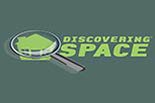 DISCOVERING SPACE logo