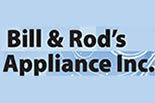 BILL & ROD's APPLIANCE logo