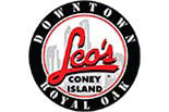 LEO's CONEY ISLAND - Downtown Royal Oak logo