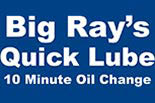 BIG RAY's QUICK LUBE - Redford logo
