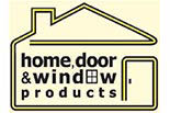 HOME & DOOR PRODUCTS logo