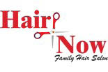 HAIR & NOW logo