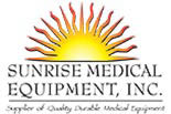 SUNRISE MEDICAL Equipment logo