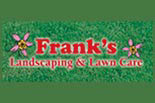 FRANKS' LANDSCAPING & LAWN CARE logo