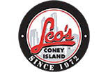 LEO'S CONEY ISLAND - Riverview logo