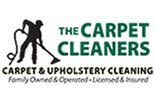 The CARPET CLEANERS logo