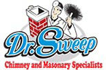 DR. SWEEP Chimney and Masonry Specialists logo