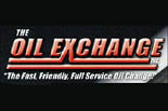 THE OIL EXCHANGE 10 Minute Oil Change logo