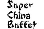 SUPER CHINA BUFFET logo