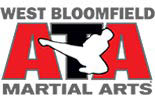 WEST BLOOMFIELD ATA MARTIAL ARTS logo