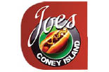 JOE's CONEY ISLAND logo