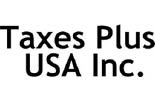TAXES PLUS USA Inc logo