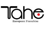TAHE European Hair Salon & Show Room logo