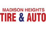 MADISON HEIGHTS TIRE & AUTO logo