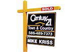 CENTURY 21 Town & Country - Mike Kriss logo