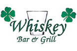 WHISKEY BAR & GRILL logo
