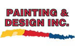 PAINTING AND DESIGN logo
