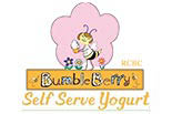 BUMBLEBERRY YOGURT logo