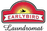 Early Bird Laundromat logo