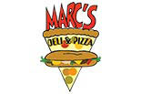 Marcs Deli And Pizza logo