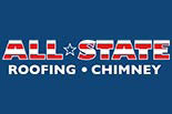 ALLSTATE ROOFING/CHIMNEY logo