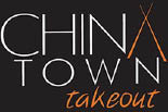 CHINA TOWN TAKEOUT logo