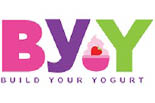 BUILD YOUR OWN YOGURT logo