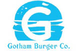 GOTHAM BURGER CO. logo