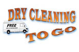 DRY CLEANING TO GO logo