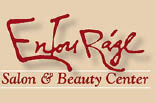 ENTOURAGE SALON & BEAUTY CENTER logo