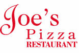 JOE'S PIZZA RESTAURANT logo