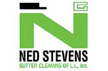 NED STEVENS GUTTER CLEANING OF L.I., INC. logo