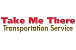 TAKE ME THERE logo