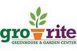 GRO-RITE GREENHOUSE & GARDEN CENTER logo