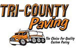 TRI-COUNTY PAVING logo