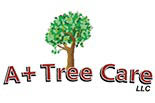 A+ TREE CARE logo
