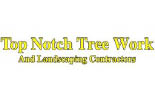 TOP NOTCH LANDSCAPING & DESIGN logo