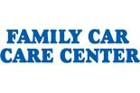 FAMILY CAR CARE CENTER logo